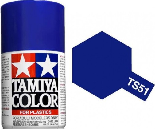 TAMIYA  TS-51 RACING BLUE 100ml