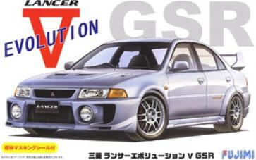 MITSUBISHI LANCER EVO-5 GSR  1/24  039190
