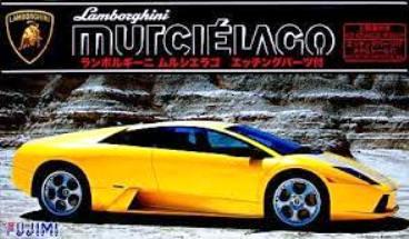LAMBORGHINI MURCIELARO + ECTHING PARTS  1/24  037899