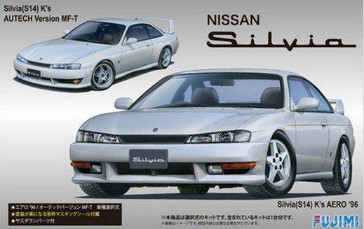 NISSAN SILVIA S14 K`s AERO 1996  1/24  039275