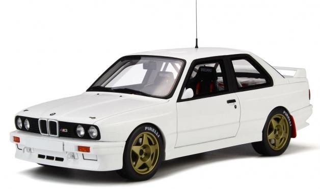 BMW M3 E30 Gr.A Pro Drive 1987  1/18