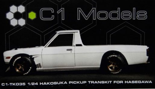 HAKOSUKA PICKUP TRANSKIT 1/24  C1-TK035