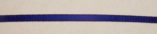 SEAT BELT FABRIC – BLUE 2mm x 1m