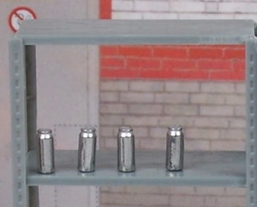 DRINK CANS x 4  SP24257