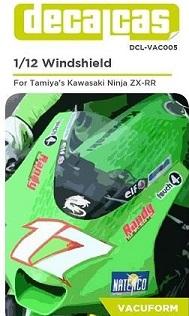 KAWASAKI NINJA ZX-RR – WINDSHIELD  1/12   DCL-VAC005