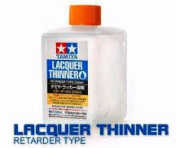 LACQUER THINNER – RETARDER TYPE  250ml  87194