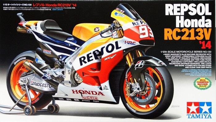 HONDA REPSOL RC213V 2014 1/12  14130