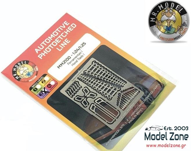 MR.MODEL – HAND TOOLS 1/24 – 1/25  MM2100