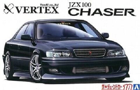 VERTEX CHASER JZX100 1998 1/24  59814
