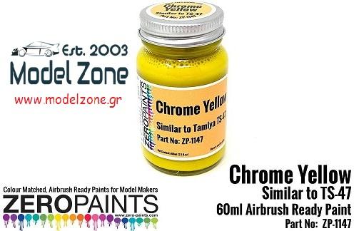 CHROME YELLOW  60ml  ZP-1147