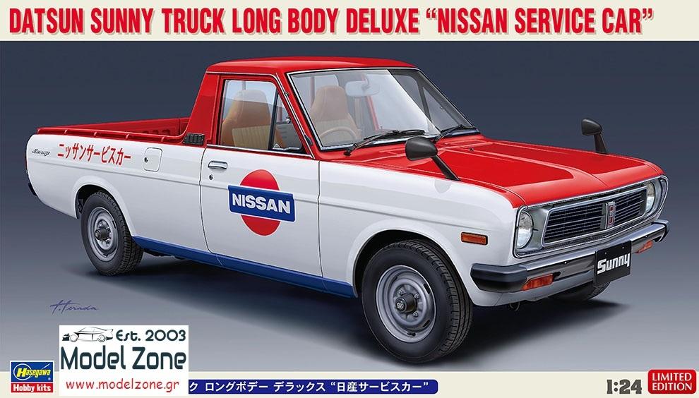 DATSUN SUNNY TRUCK – NISSAN SERVICE CAR  1/24  20482