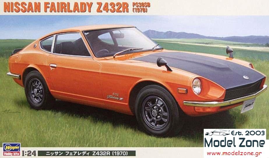 NISSAN FAIRLADY Z432R PS30SB 1970  1/24  21218